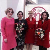 Maryla Miłek, Małgorzata Dudek, Elżbieta Krawczyk, Małgorzata Sawa