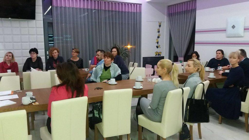 Cudowni uczestnicy spotkania